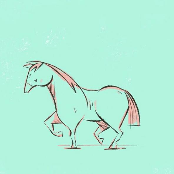 san diego horse