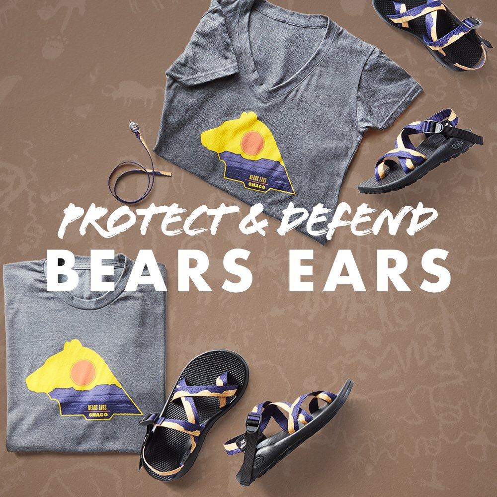 chaco bears ears