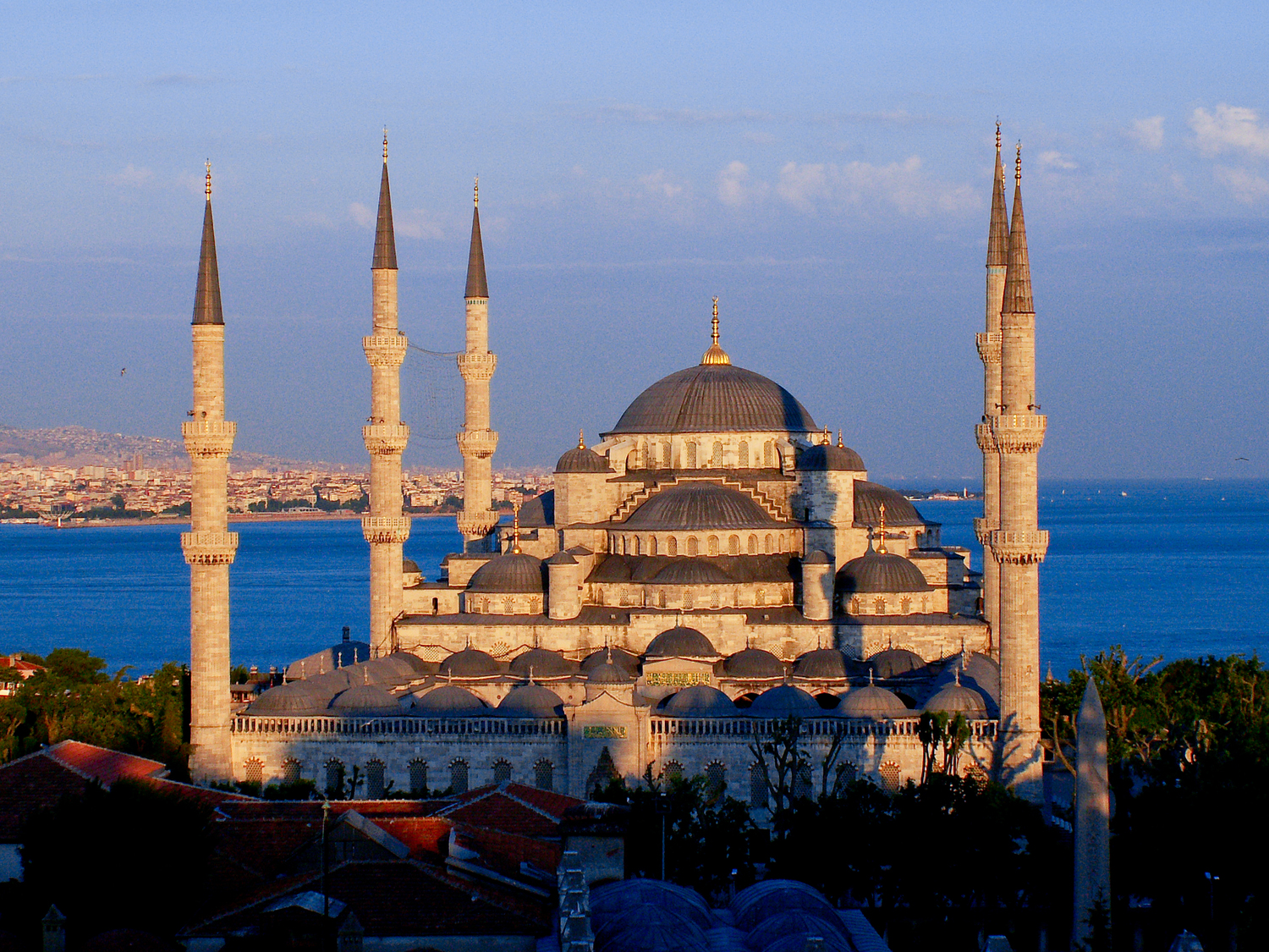 History as Background: Turkey and Islam — The Granville Historical