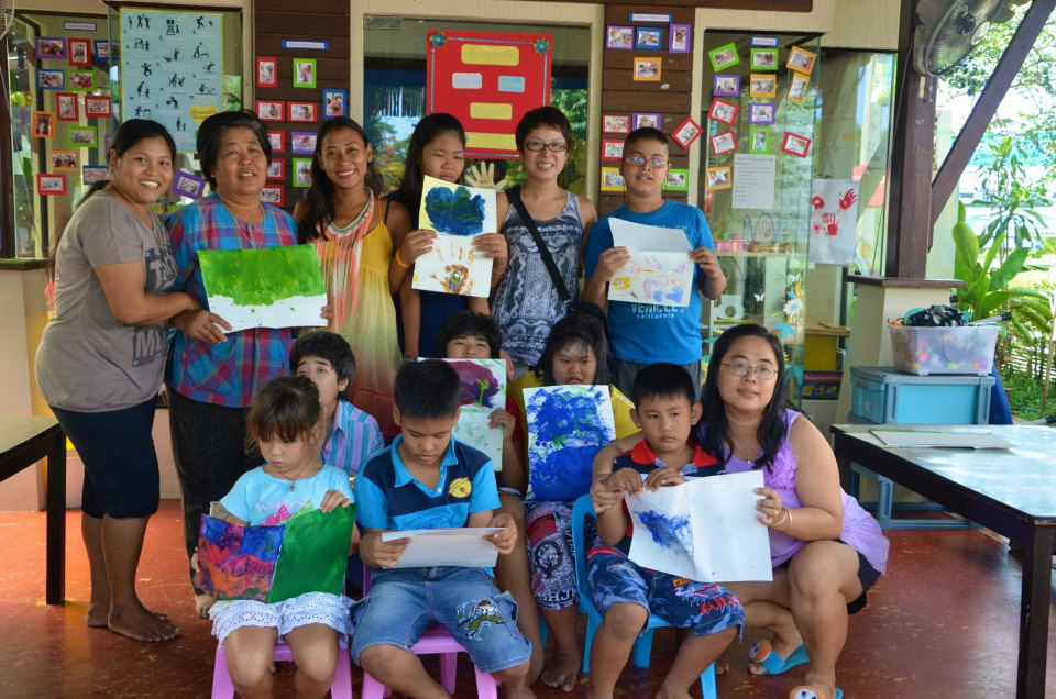 Samui Kids with special needs school