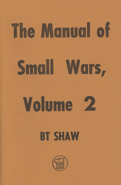 manual of small wars