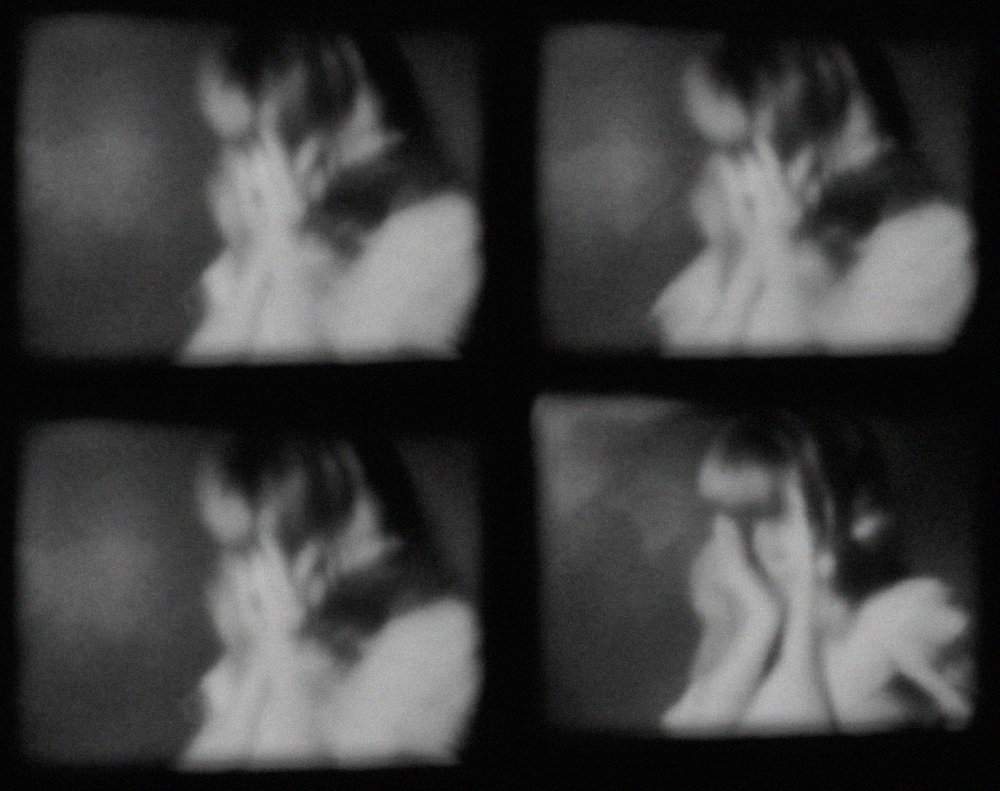Stills from an upcoming experimental film on 8mm created for Acadie Underground 20