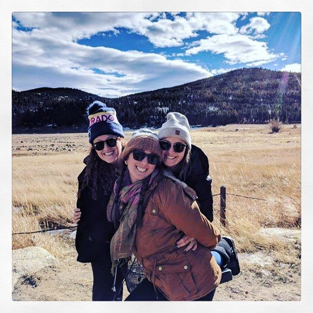 Beautiful day with my ladies! . . . #ANNALAYA #nederland #colorfulcolorado #creativelifehappylife #creativelife #createeveryday #minimalist #thenativecreative #create #seekthesimplicity #minimal #nothingisordinary #madeinusa #madeindenver #creativityfound #minimalstyle #thecreativenow #pursuepretty #flashesofdelight #thehappynow #designprocess  #oneofthebunch #designer #creativeminds #jewelrydesigner #lovewhereyoulive