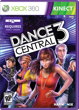Lead Artist - Dance Central 3