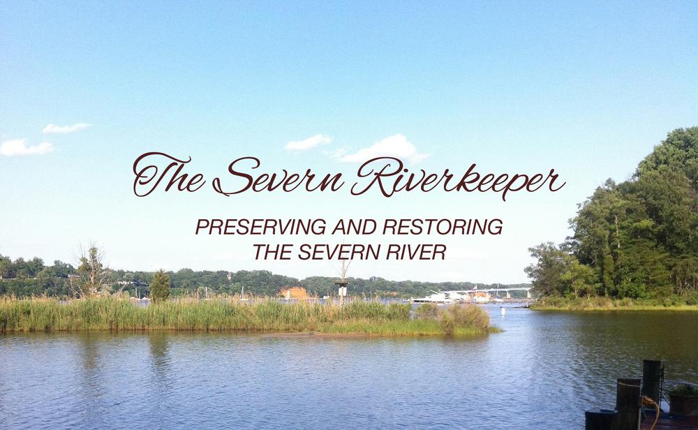 SRKBannerUpdateJulyv22013 01jpg SAV u2014 The Severn Riverkeeper