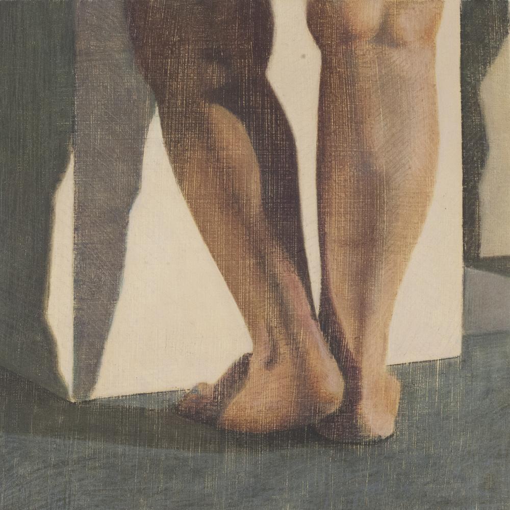 Legs, 12x12, 2013