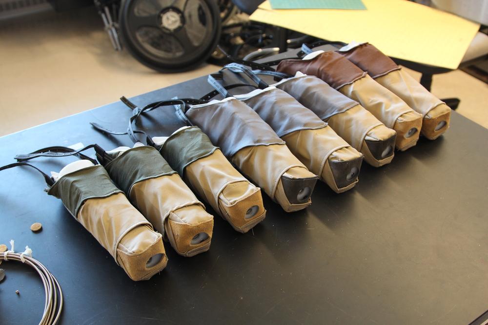 8 new OpenSocket prostheses.