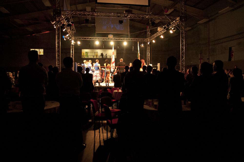 Show - April 2011