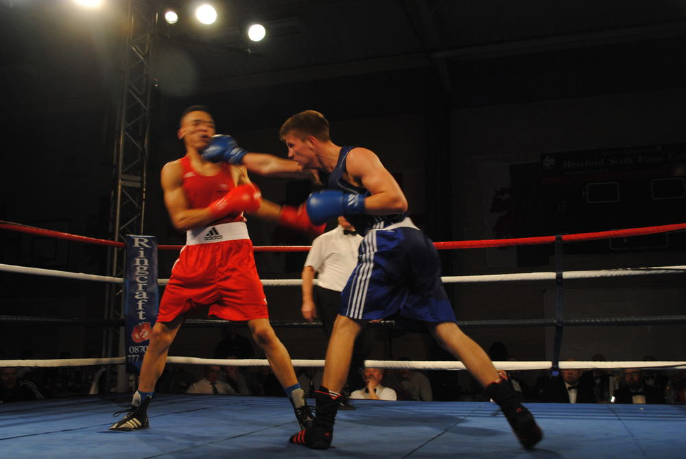 Boxing England vs Wales 2014 136.JPG