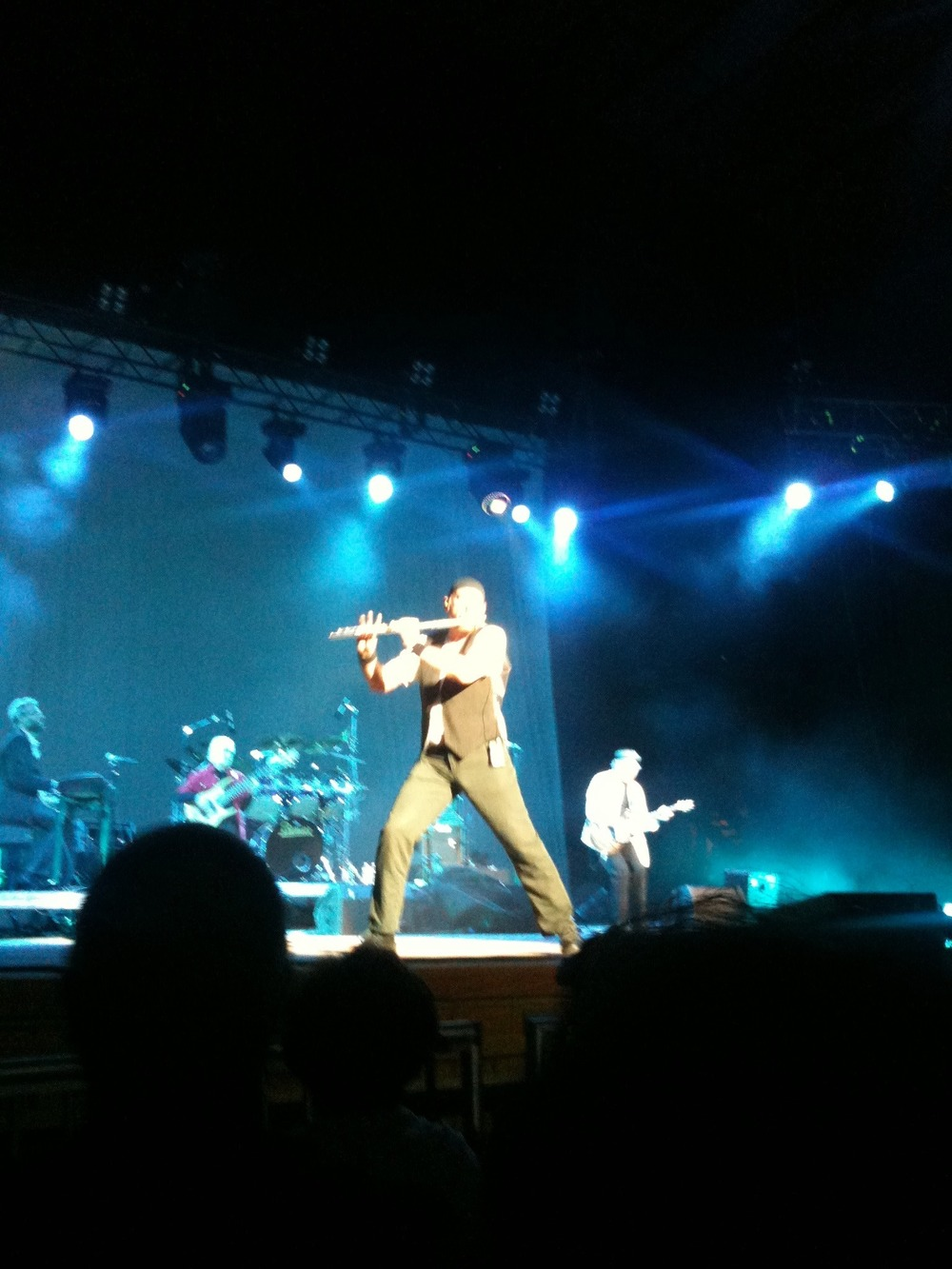 Strange Flute: Jethro Tull at Jones Beach