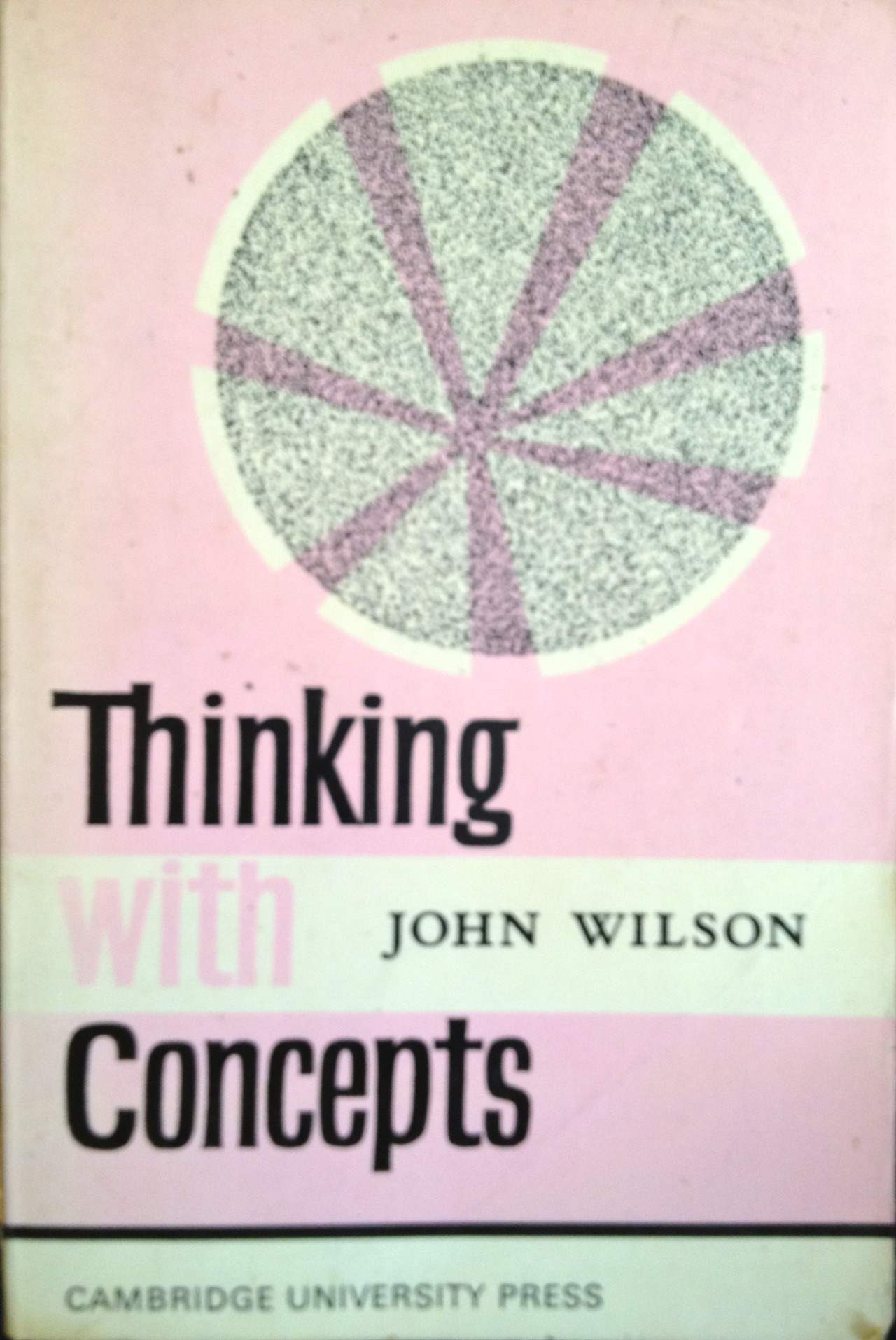 I can't imagine what moved me to pick up a copy of this book in college. It was not required for any course. But I'm glad I did. First published in 1963, it resembles at first glance a textbook for making good, reasoned arguments about concepts and abstractions. But his prescription for critical analysis (along with examples and exercises) actually improves and clarifies the ability to think, write and argue. It is one of those rare books that made me feel smarter after I finished it. I lost my original copy and tracked down this one on Amazon a few years ago. It was as good as I remembered it, clear and precise, charming and quirky, and very British. This snippet won't do it justice:     Behind the notion of 'how to analyze concepts' , therefore, there lies the still more general skill, 'how to talk' or 'how to communicate': and to employ this skill we have to learn above all to recognize and enter into the particular game which is being played. Thus the person who yields to the desire to moralise, who cannot talk  about  concepts but only preach  with  the, is essentially not playing the game: it is a form of cheating. Similarly, the person who insists on analysing every single concept referred to in a statement is, so to speak, overplaying the game: like a soccer player who insists on dribbling skillfully in front of the goal when he should be taking a shot at it. To communicate, then, involves recognizing the particular game and playing it wholeheartedly.