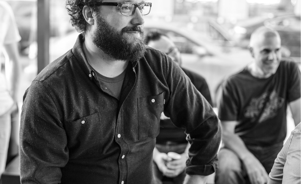 Michael Kiser, Founder of Good Beer Hunting Photo by — Eva Deitch