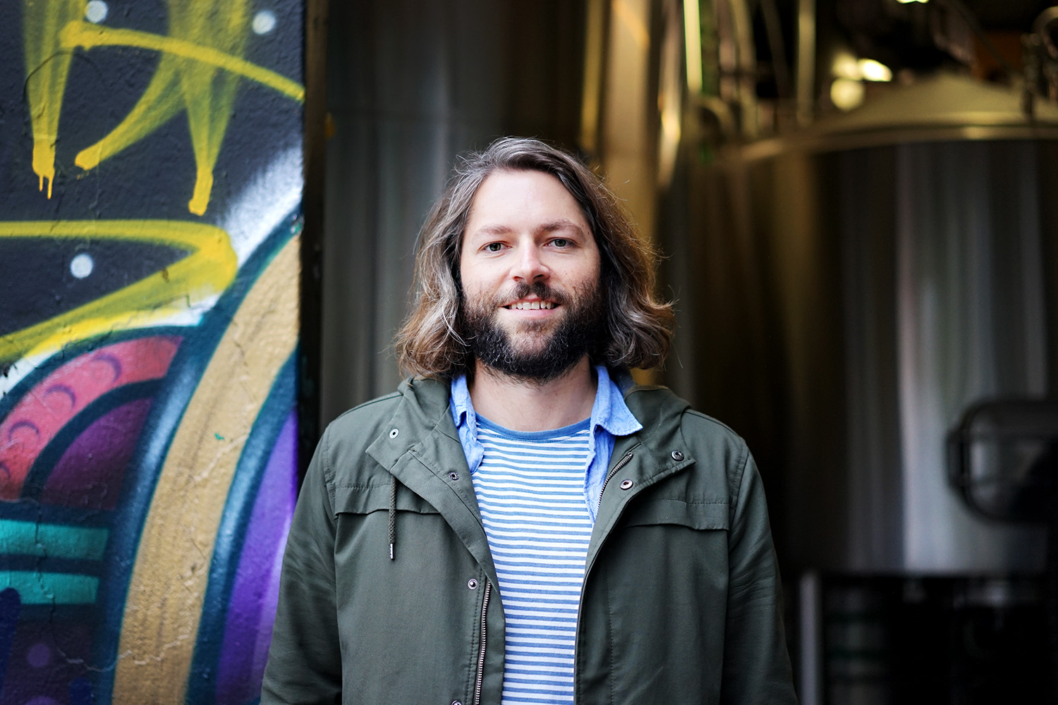 Critical Drinking With Jos Ruffell Of Garage Project Good Beer Hunting
