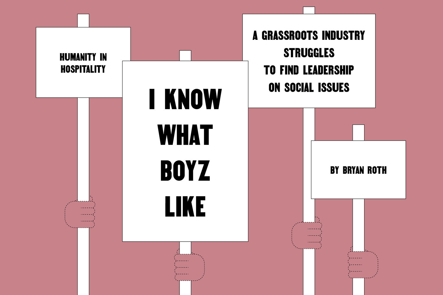 I Know What Boyz Like — A Grassroots Industry Struggles to Find ...