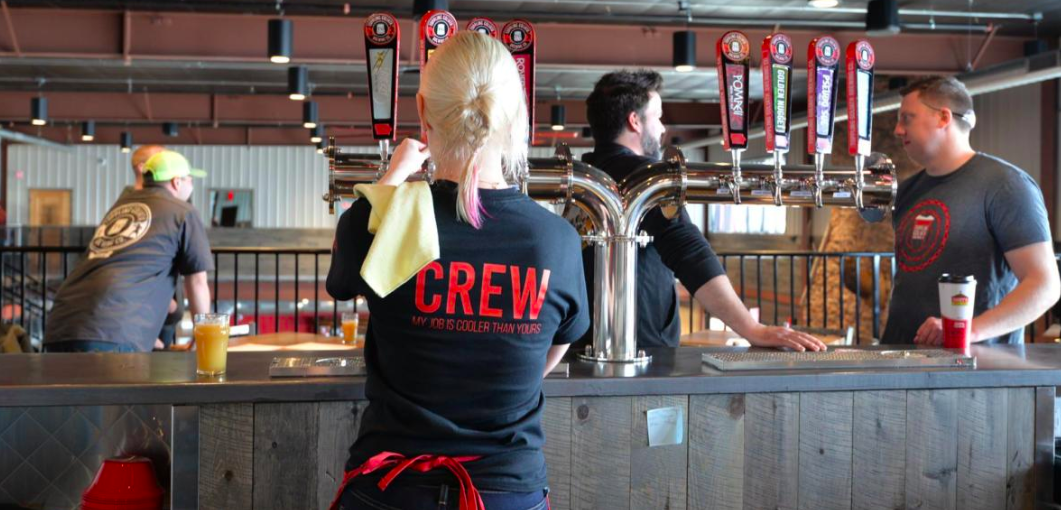 Turning The Sling Toppling Goliath Sues Former Brewer In Breach Of