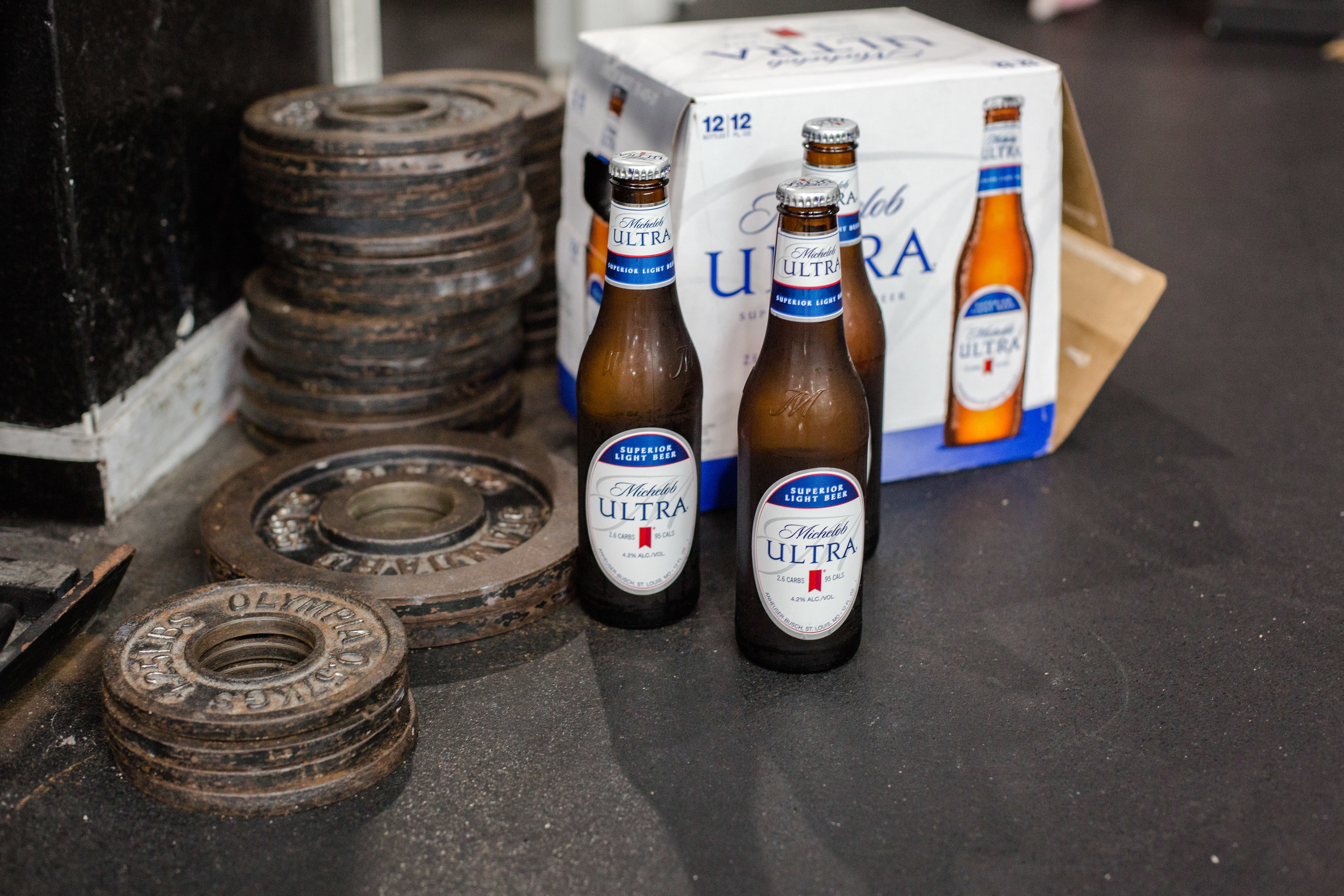 cut down beer lose weight