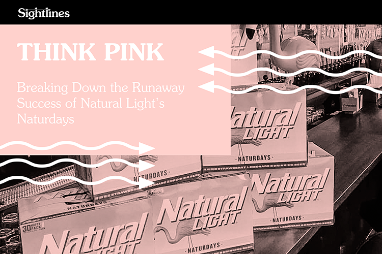 Think Pink — Breaking Down the Runaway Success of Natural Light's