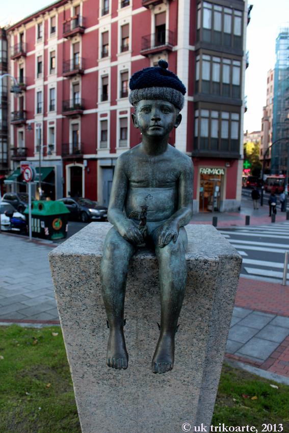 © trikoarte, 2013      Bilbao, La Casilla  MERCURY CHILD -   Casto Solano