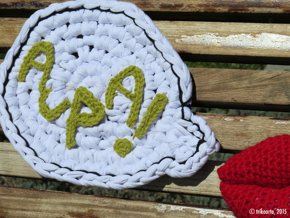 URBAN KNITTING: Aupa Madrid   ©trikoarte,2015