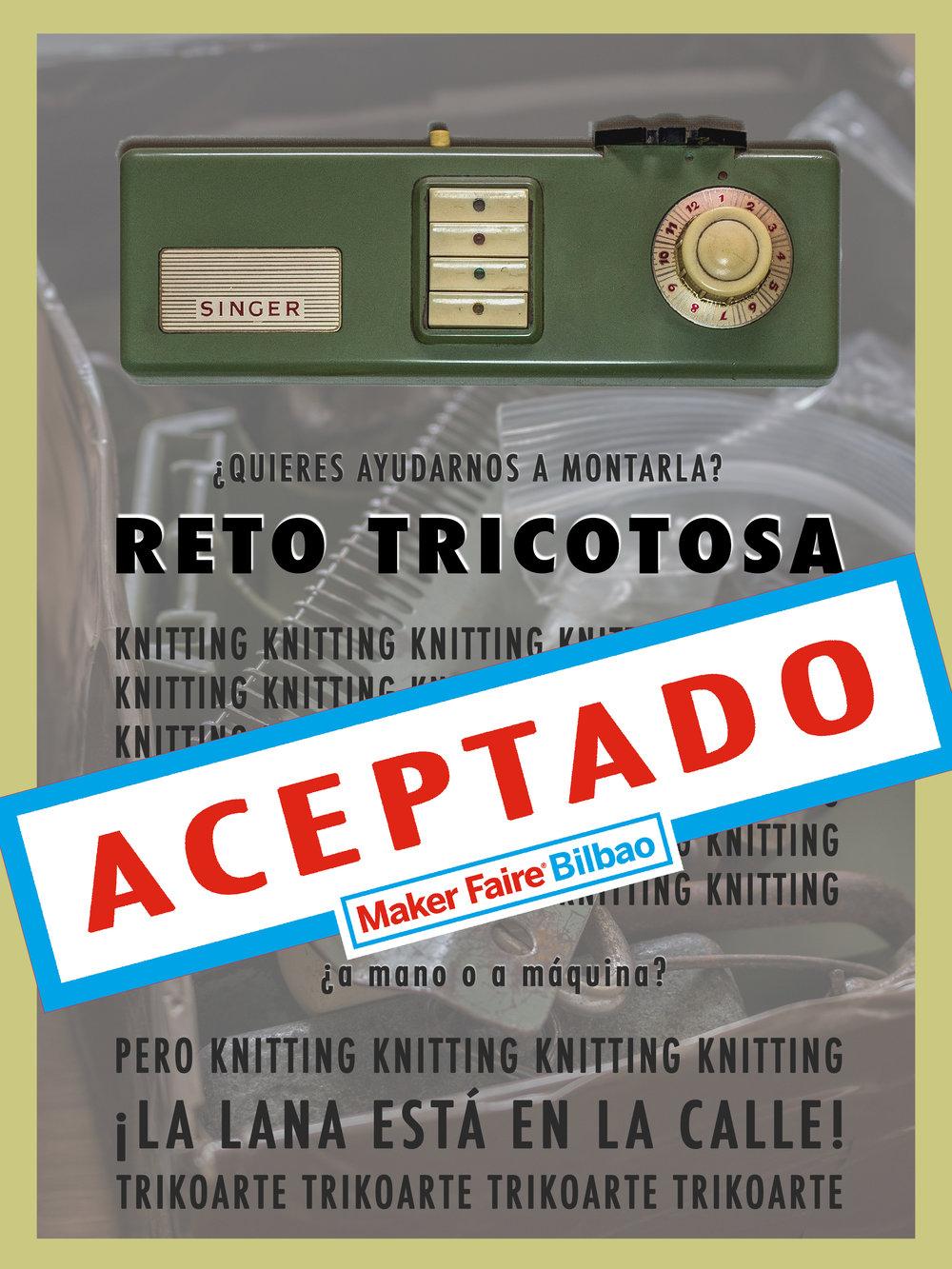 RETO TRICOTOSA
