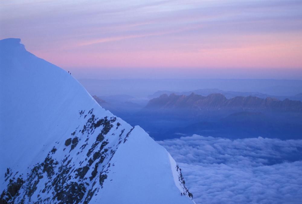 Mt Blanc, Italy