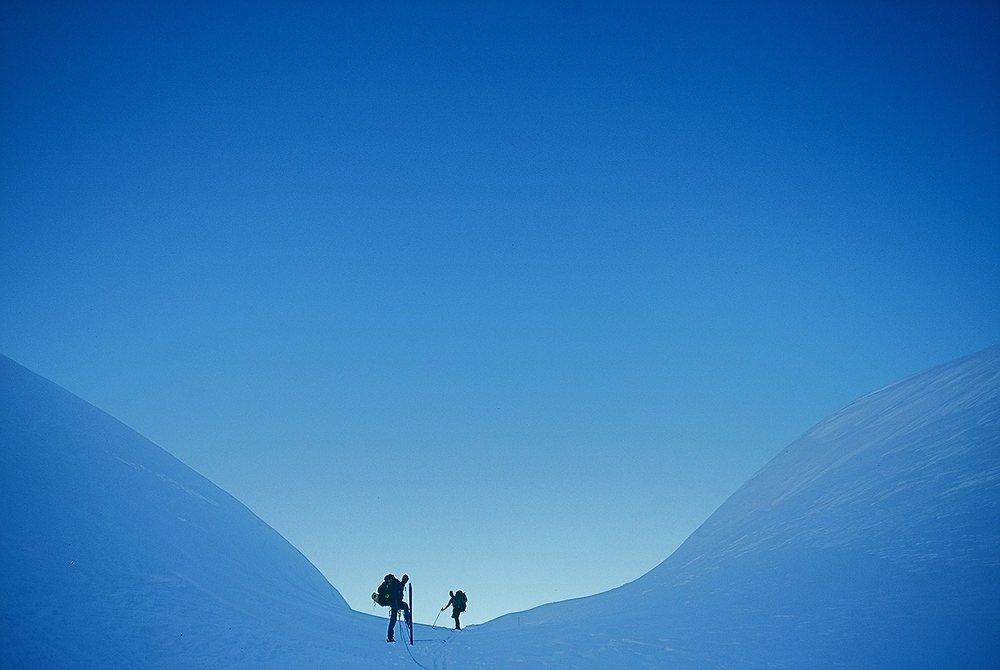 Alexandria Glacier, Canadian Rockies