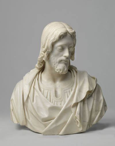 Giovanni Battista Caccini (1598),  Christ as Saviour   [sculpture][online image]. Amsterdam: Rijksmuseum. Available from:  https://www.rijksmuseum.nl/nl/search/objecten?q=Christus+de+Verlosser&s=achronologic&p=1&ps=12&ii=2#/BK-2000-8,2  [Accessed 7 November 2013]