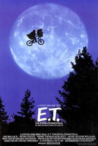 Allan Daviau (1982), E.T. the Extra Terrestrial [movie poster] [online image]. Universal Pictures. Los Angeles.  Available from: http://www.moviepostershop.com/et--the-extra-terrestrial-movie-poster-1982 (Accessed 14 November 2013)
