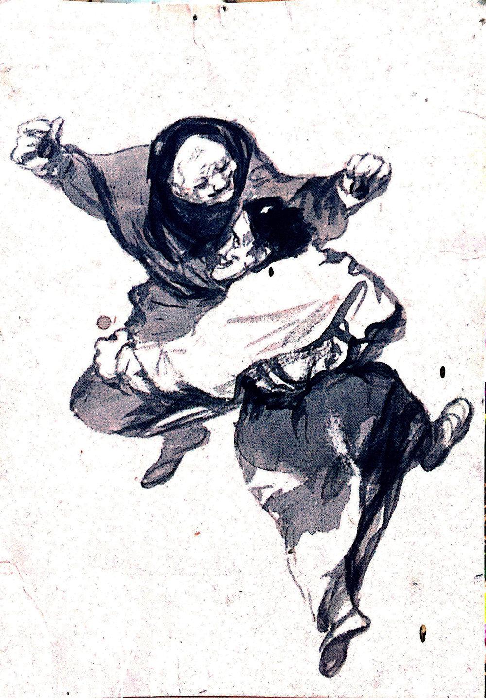 Goya's Regocijo, (Joy)