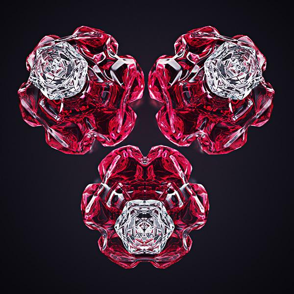 luxury crystal wine decanter 4