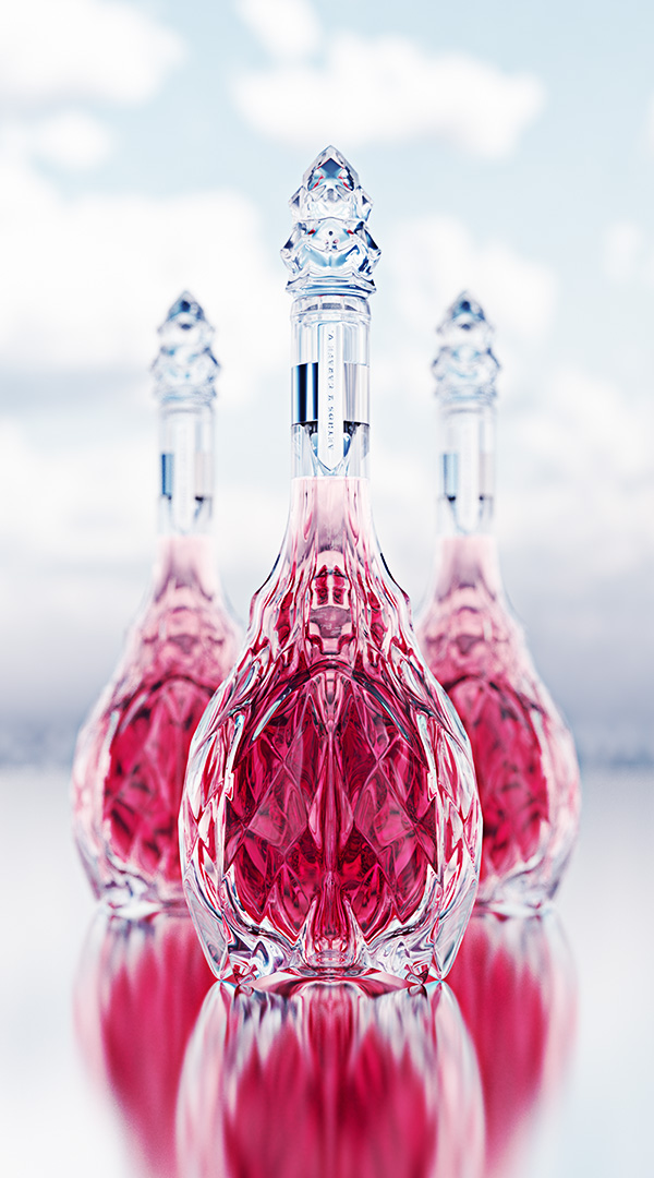 luxury crystal wine decanter 8