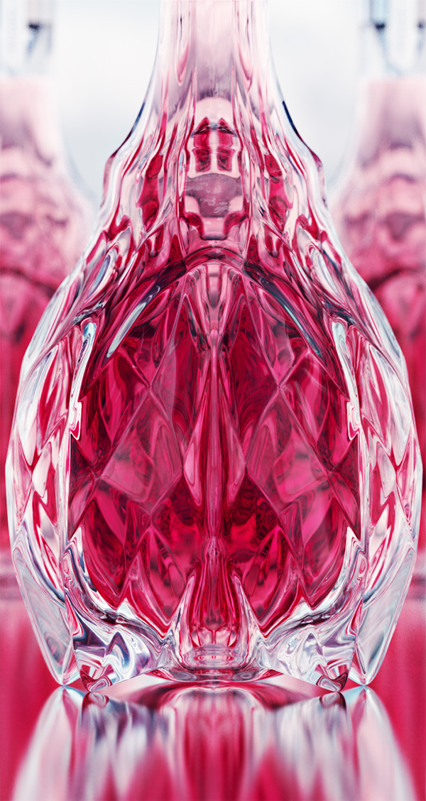 luxury crystal wine decanter 9