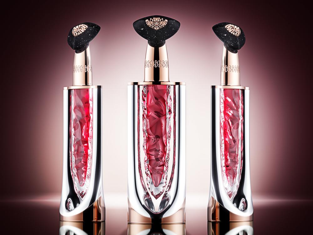 Luxury perfume vial concept Shard 2
