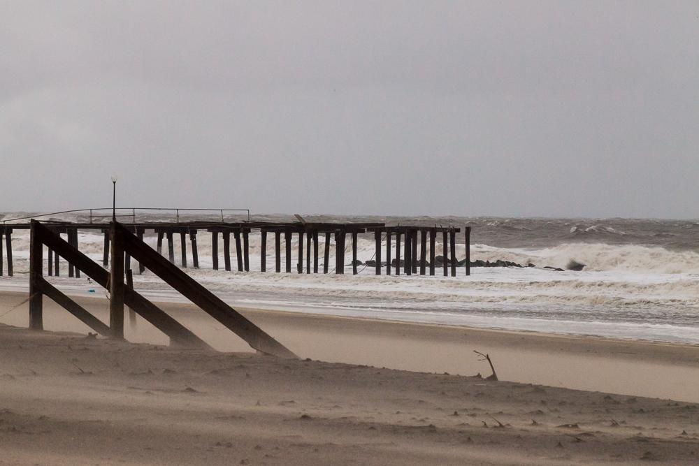 Ocean Grove Fishing Pier 10/30/12