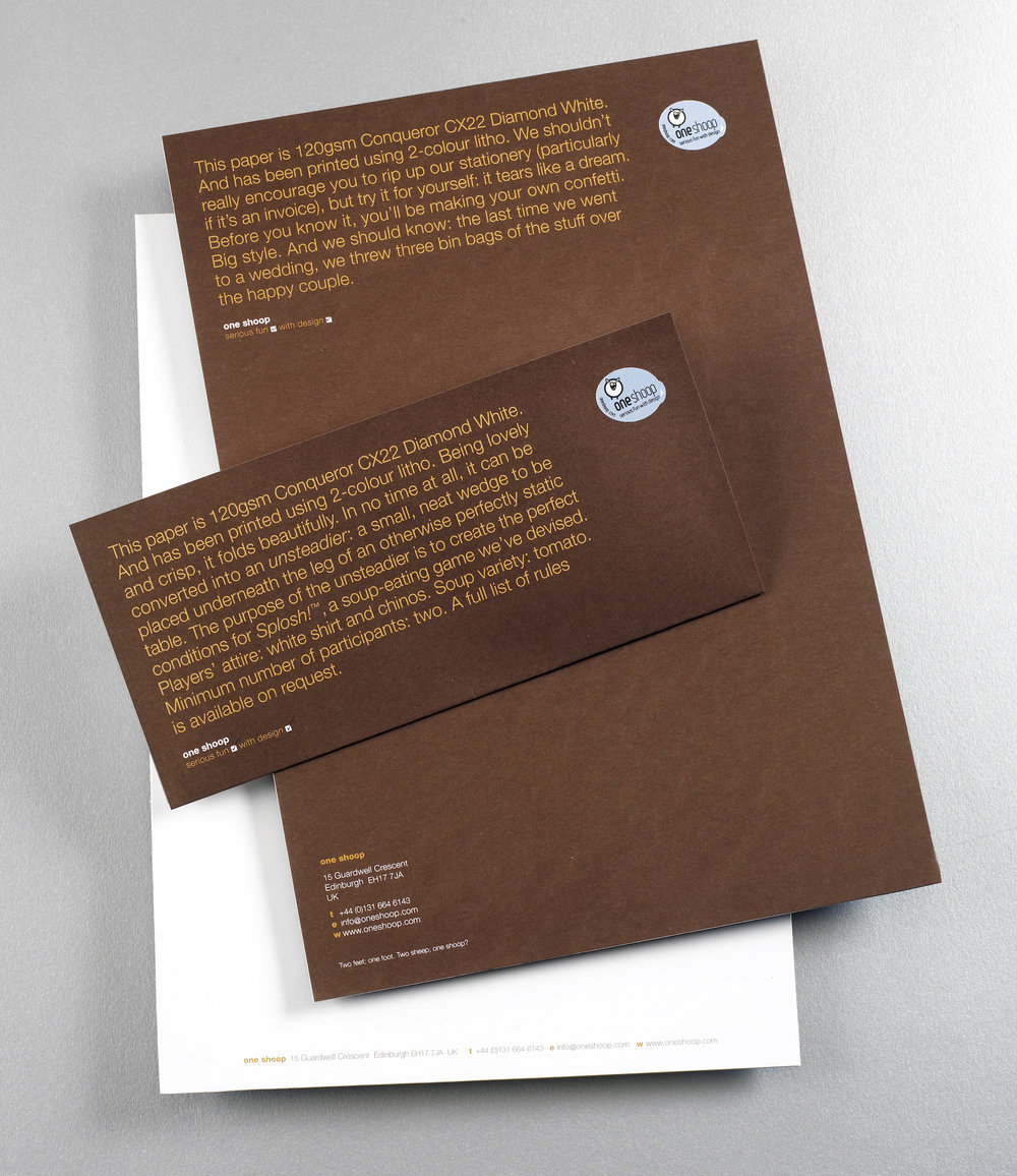 One Shoop letterhead and compliments slip.jpg