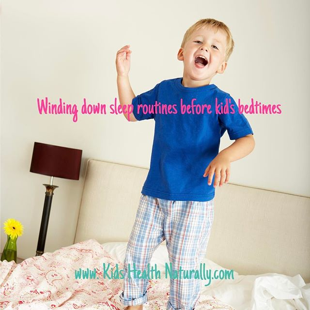How's the transition back to reasonable bedtimes going in your house now that you are back into the swing of things for the year? Struggling? Head over to my blog for some tips I share with families in my clinic and that have proved very useful for my own kids. #kidshealthnaturally