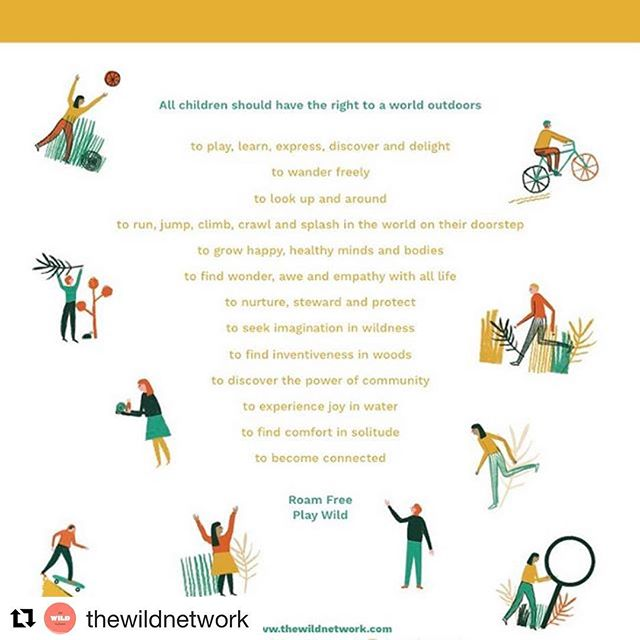 Love this manifesto by #thewildnetwork