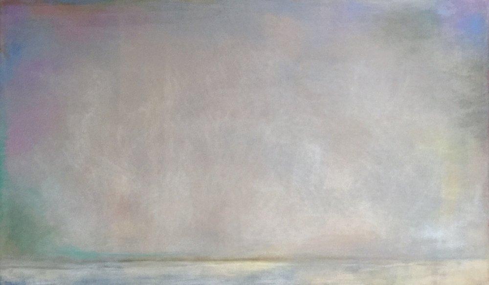 Sulu   95 x 150 cm  Acrylic, oil on canvas