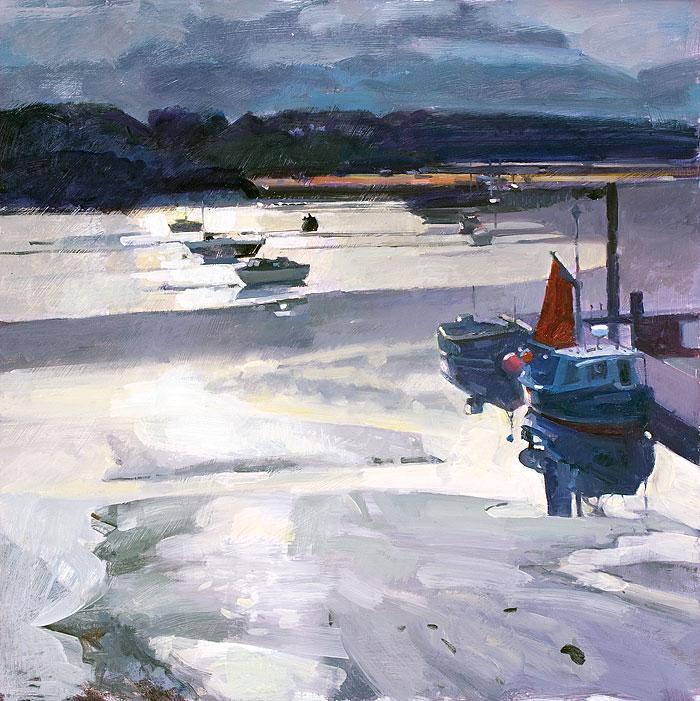 Dawn, Penryn Quay