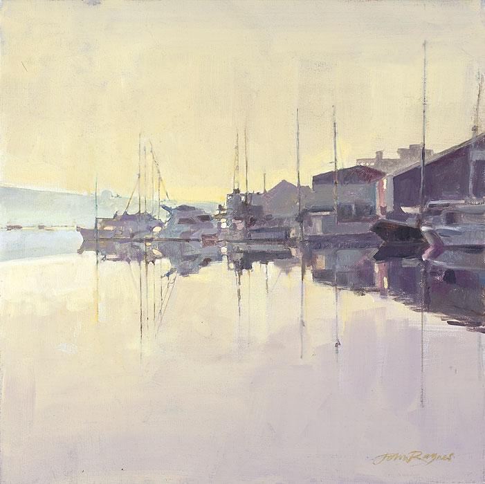 From Penryn Quay