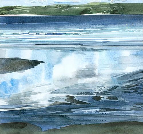 Low Tide, Godrevy