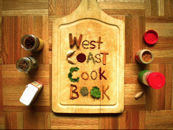 West Coast Cookbook by   Lauren Hom  .