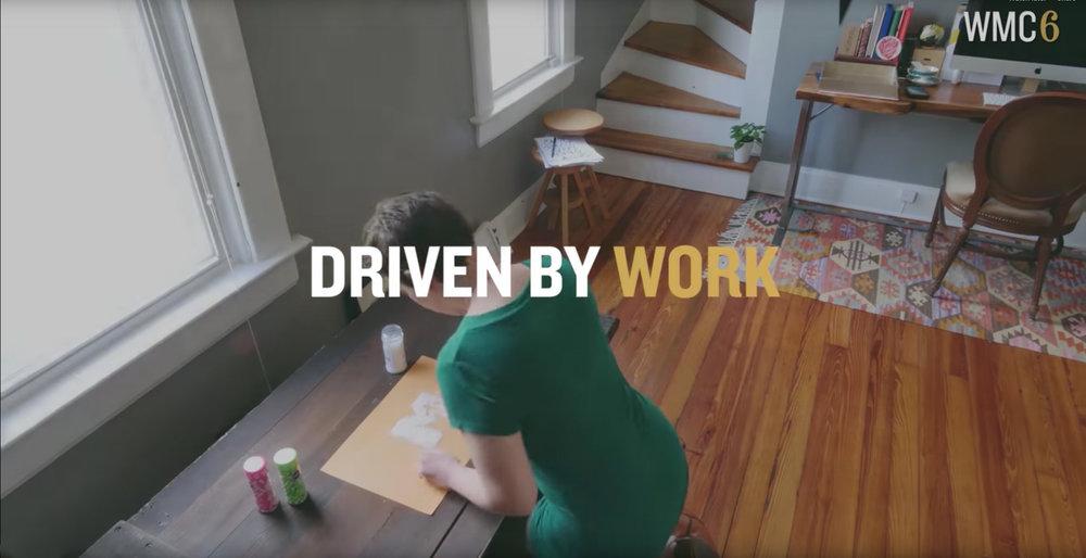 Creators. Doers. Makers. Ep. 6 // Danielle Evans