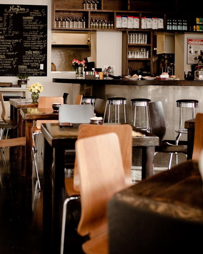Nero Doro Cafe - Clinton Hill