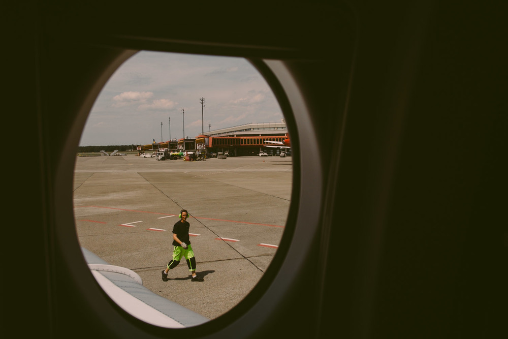 @ Berlin Tegel (TXL)