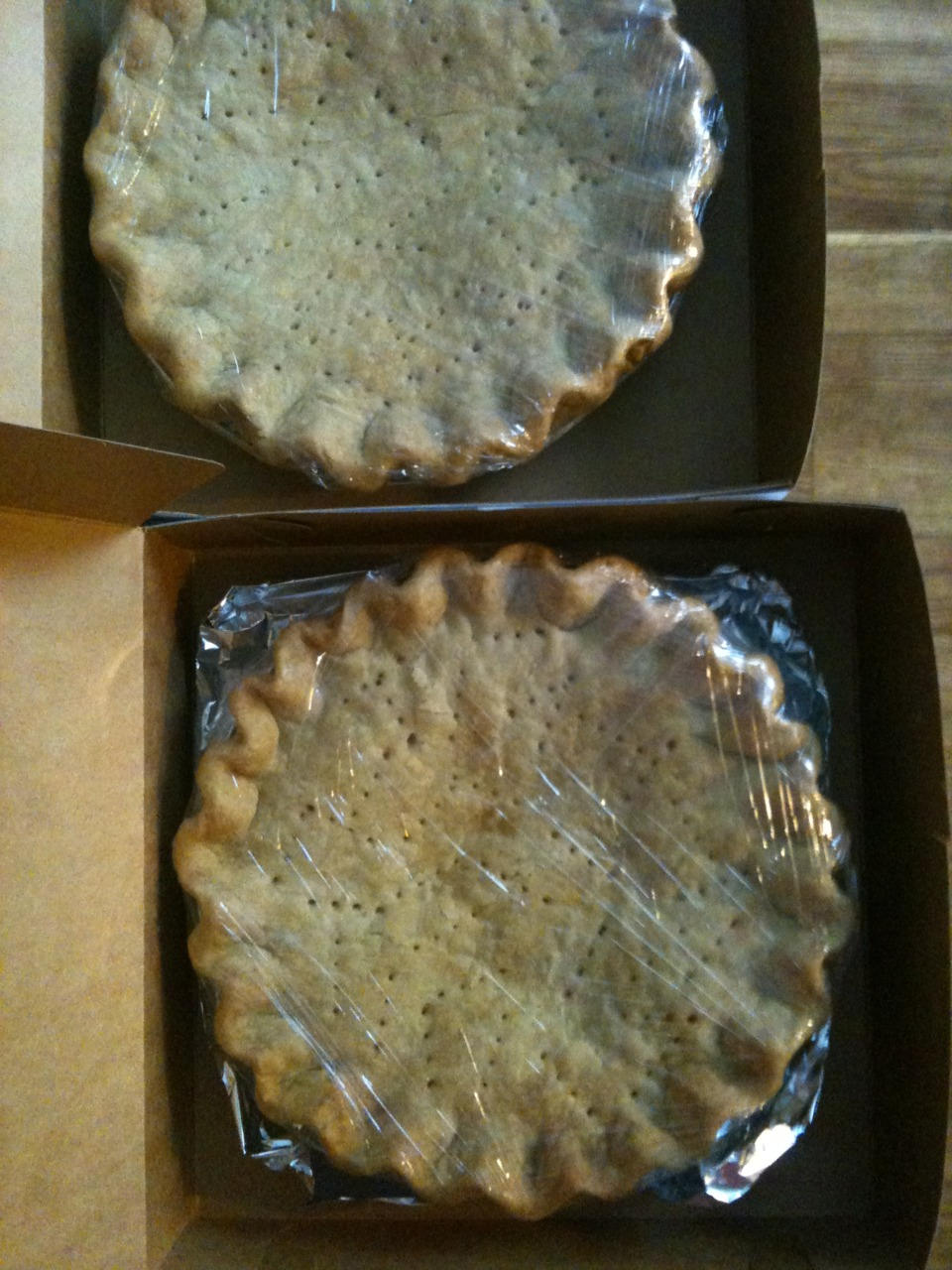 Mom's perfect pies