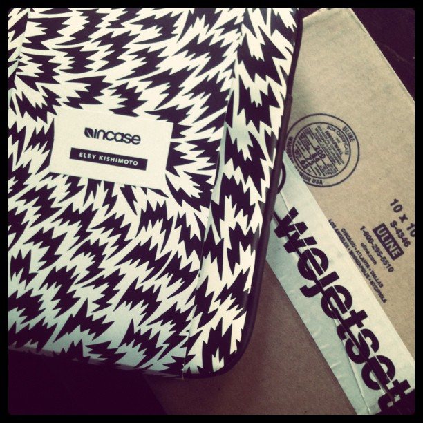 THE freshest iPad case via @wejetset (Taken with  instagram )