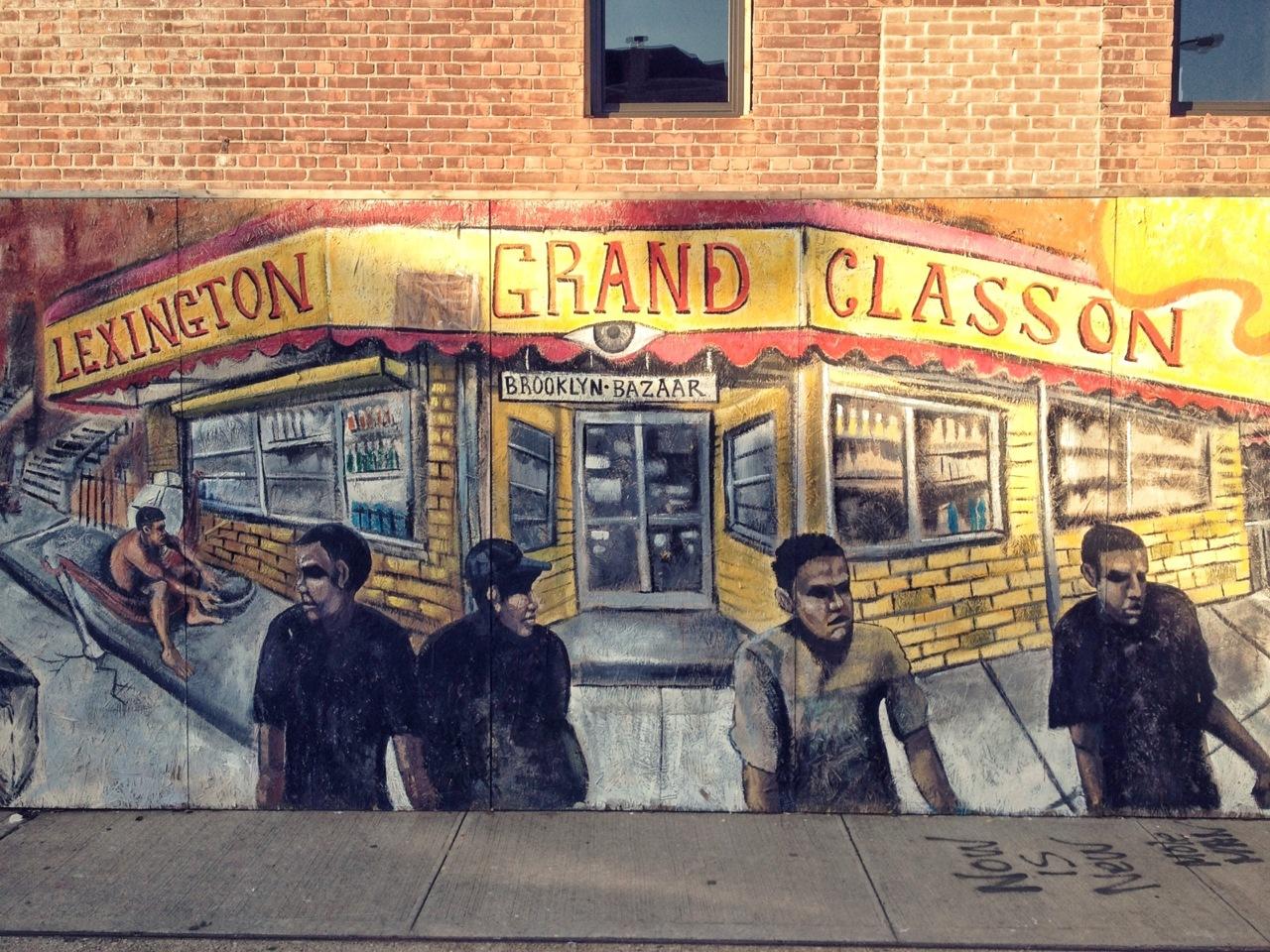 Lex Grand Classon