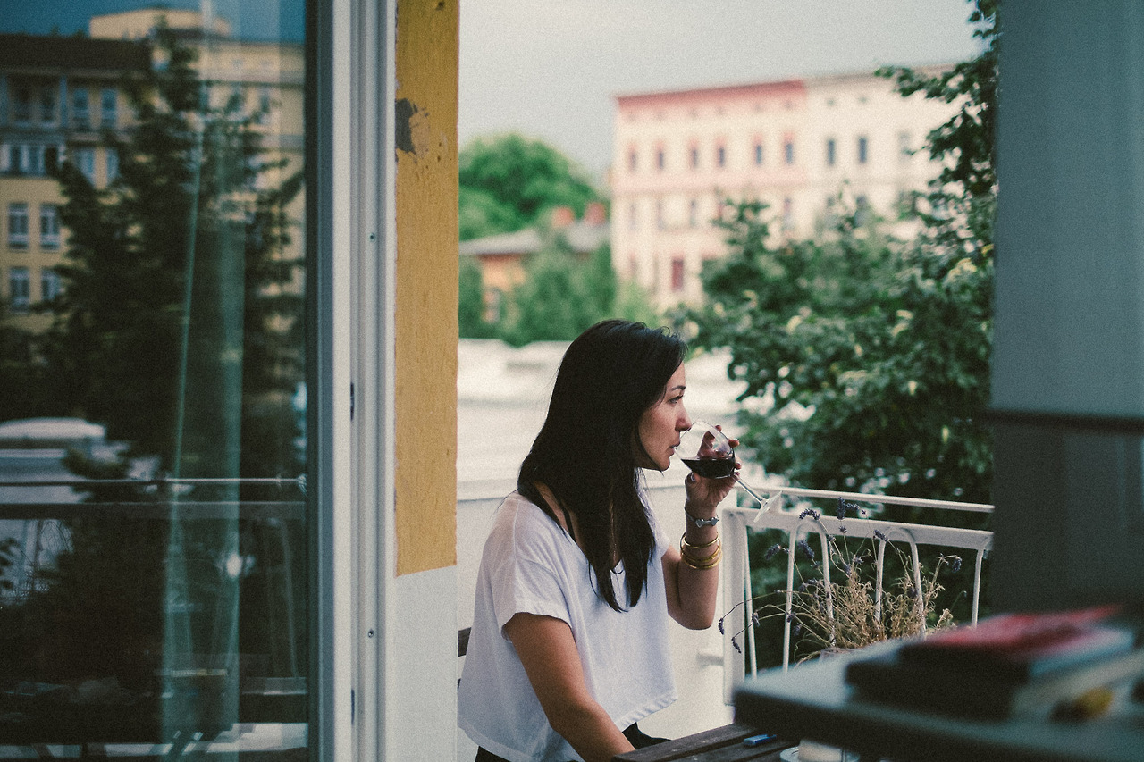 Balcony Drinks
