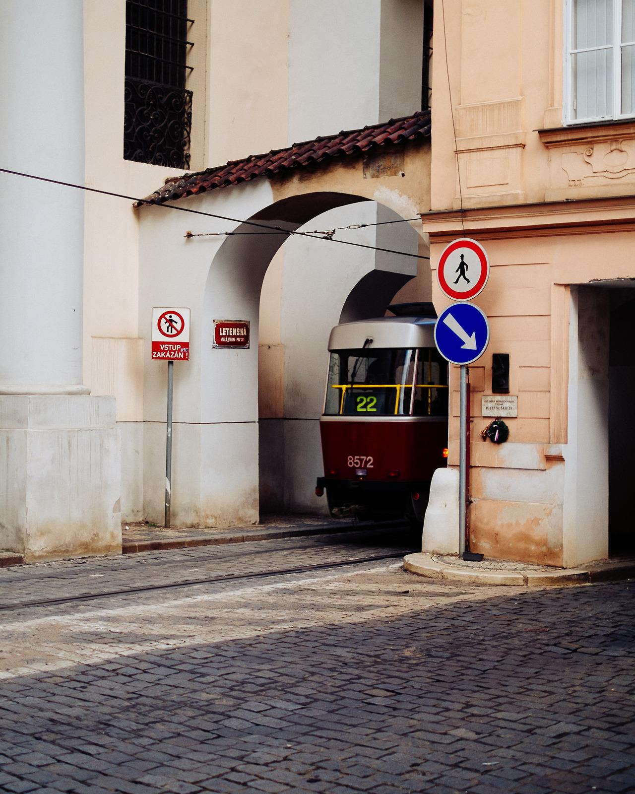 #22 Tram